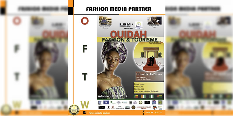 Ouidah Fashion and Tourism Week (OFTW) 2019