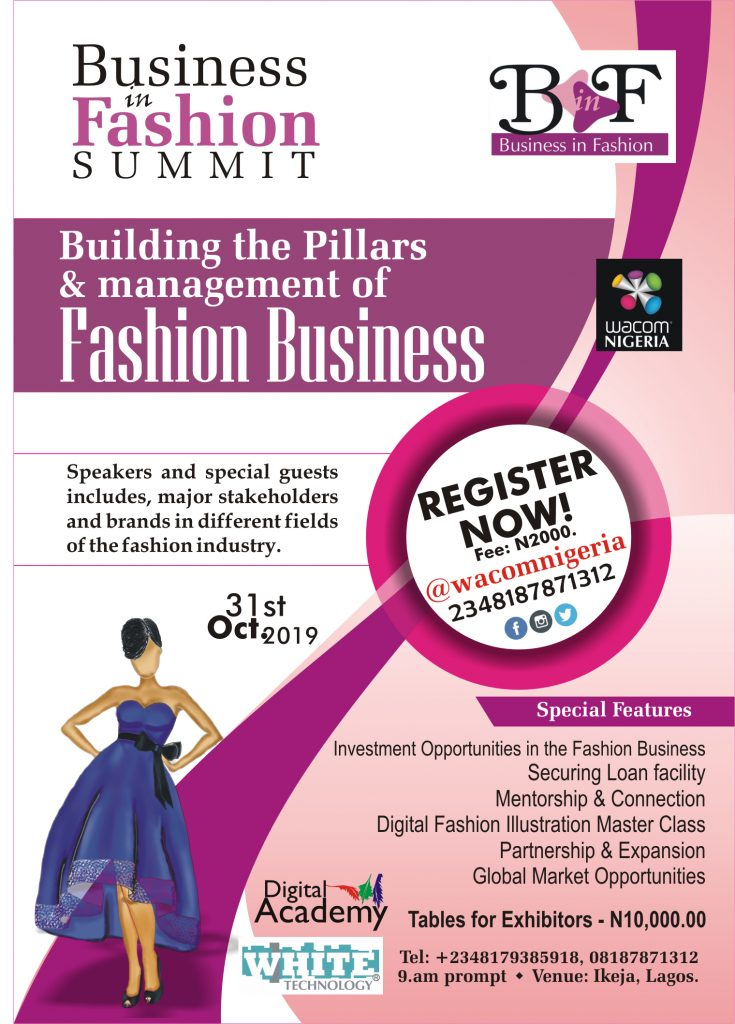 Business In Fashion Summit