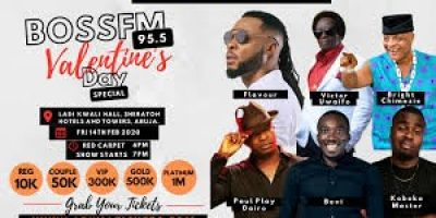 BOSS FM 95.5 VALENTINE SPECIAL