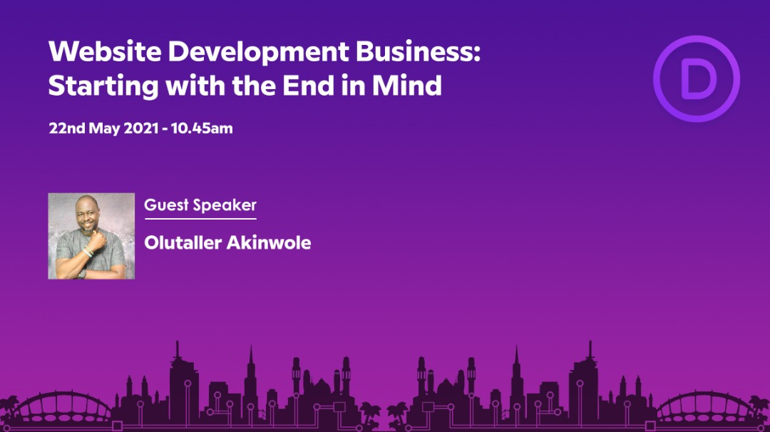 Website Development Business: Starting with the End in Mind